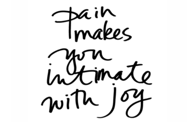 Intimate With Joy